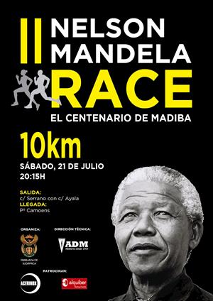 II Nelson Mandela Race - El Centenario de 'Madiba'