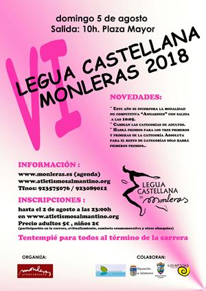 VI Legua Castellana de Monleras