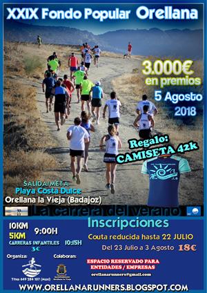 XXIX Fondo Popular Orellana