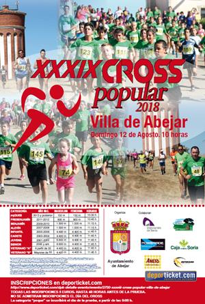 XXXIX Cross Popular Villa de Abejar