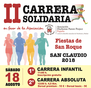 II Carrera Solidaria San Roque