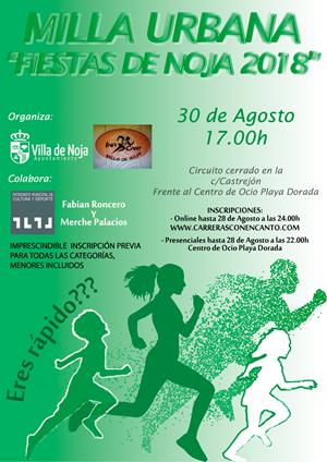 "I Milla Urbana ""Fiestas de Noja"""