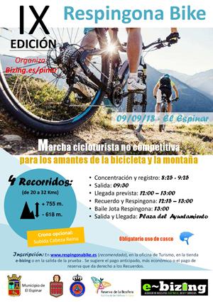 Respingona Bike 2018