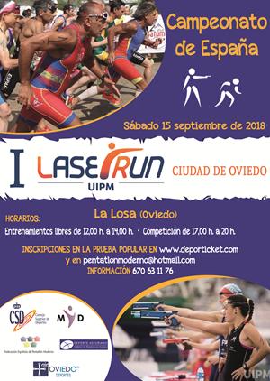 I Láser Run Ciudad de Oviedo