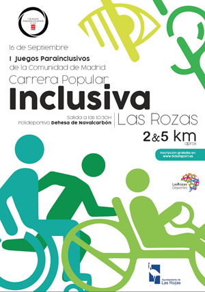 Carrera Popular Inclusiva