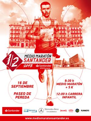 VII Medio Maratón y VI Carrera 5km de Santander