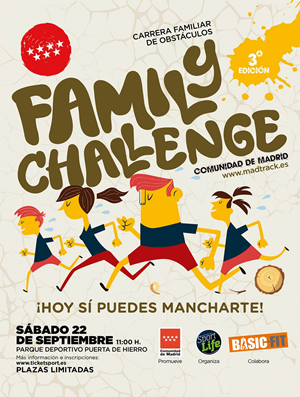 Family Challenge 2018