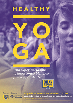 Healthy Yoga by Solán de Cabras