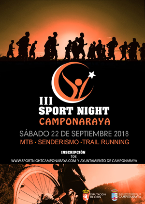III Sport Night Camponaraya