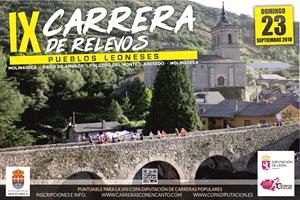 IX Carrera de Relevos 2018. Reparto de puntos 2ª etapa