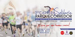 3ª Carrera Solidaria Parque Corredor