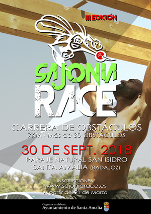 Sajonia Race 2018