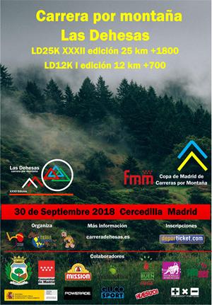 XXXII Carrera por Montaña Las Dehesas LD25K