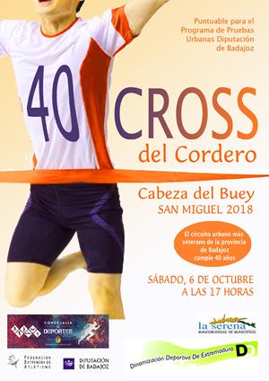 XL Cross del Cordero de Cabeza del Buey