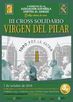 III Cross Solidario Virgen del Pilar