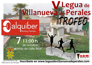 V Legua Villanueva de Perales