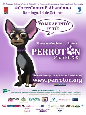 Perrotón Madrid 2018