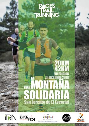 Races Trail Running La Montaña Solidaria 20Km
