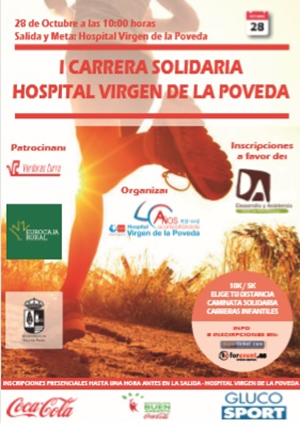 I Carrera Solidaria Hospital Virgen de la Poveda