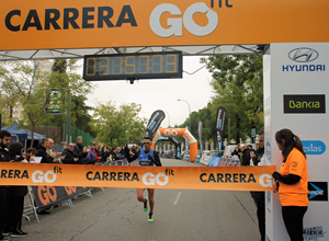 III Carrera Popular GO fit -  Vallehermoso