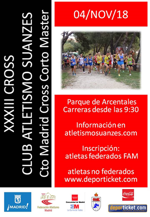 XXXIII Cross C.A. Suanzes de San Blas