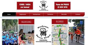 "I Carrera Solidaria ""Corre-Anda con Samuel"""