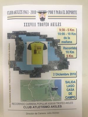 XXXVIII Trofeo AKILES