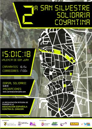 2ª San Silvestre Coyantina