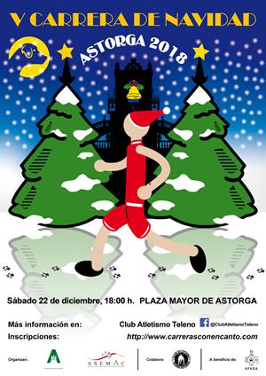 VI Carrera Popular de Navidad 2018