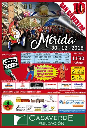 X San Silvestre de Mérida