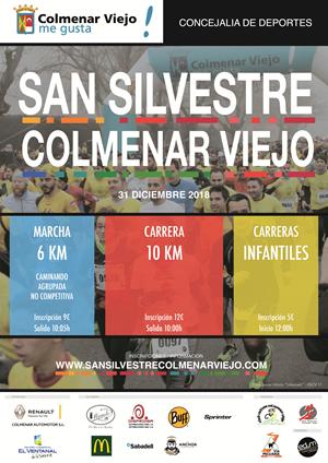 IV San Silvestre Colmenar Viejo
