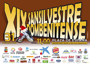 XIX San Silvestre Dombenitense