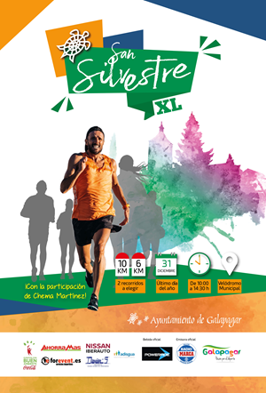 XL San Silvestre Galapagar