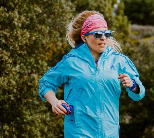 Trail de la mujer. Vive el trail