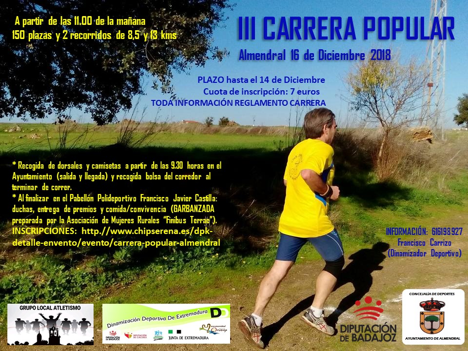 Carrera Popular Almendral