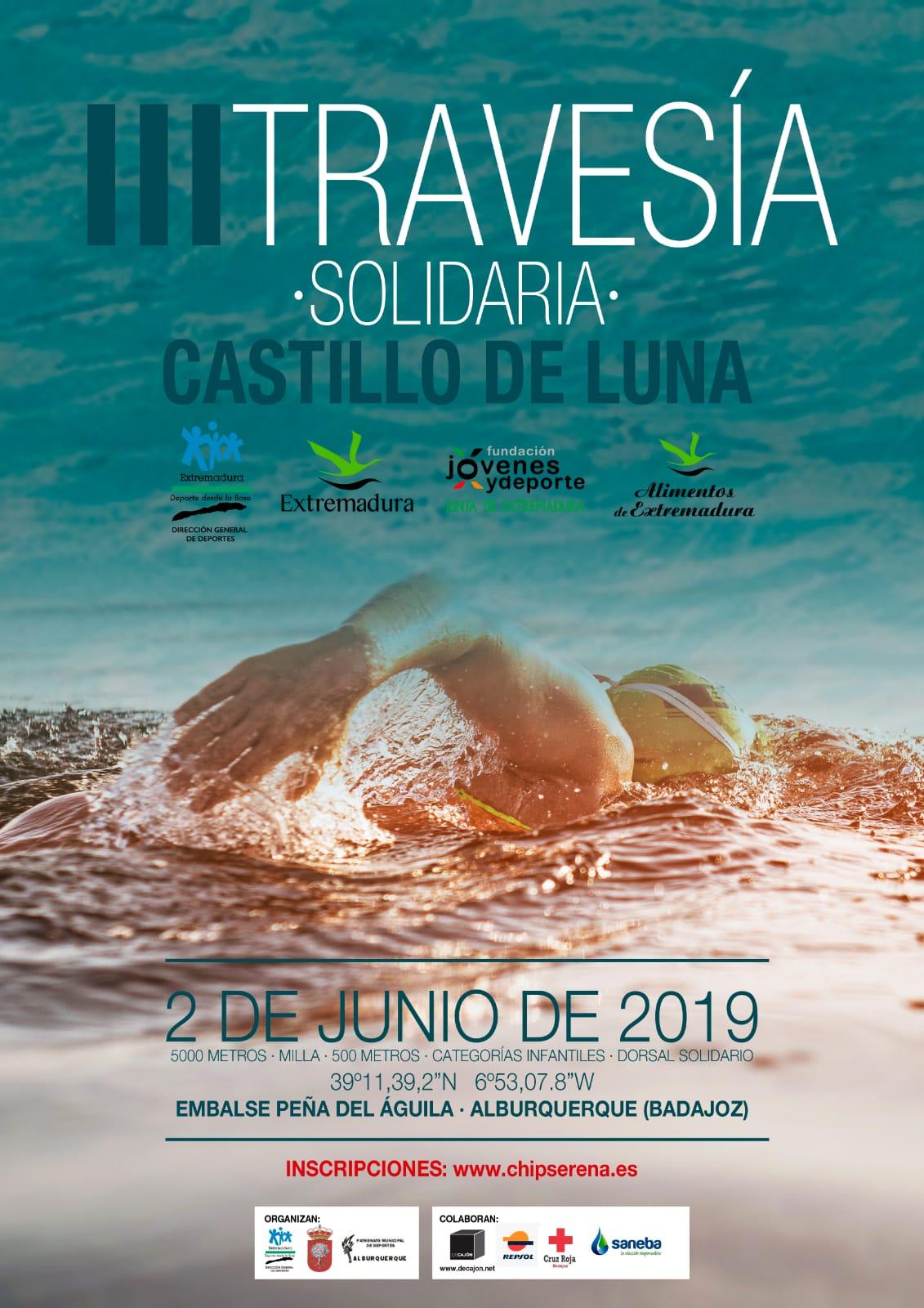 """III Travesía Solidaria """"Castillo de Luna"""" 2019"""