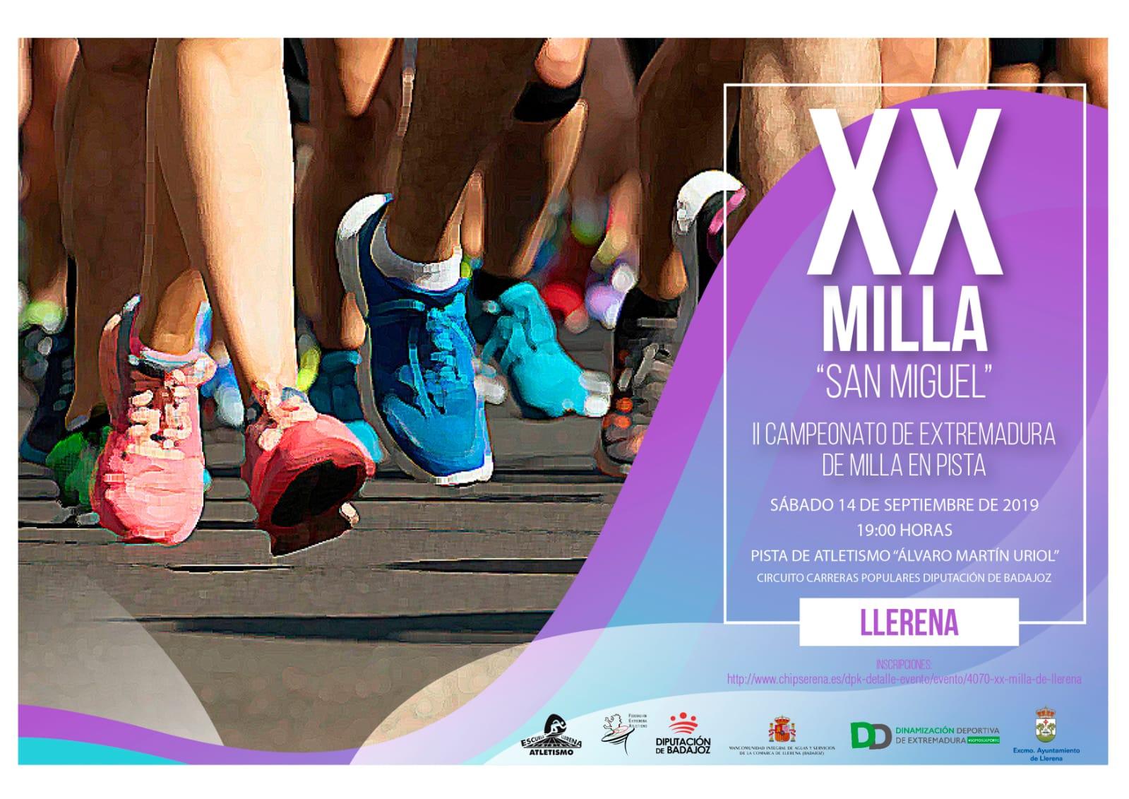 XX Milla de Llerena