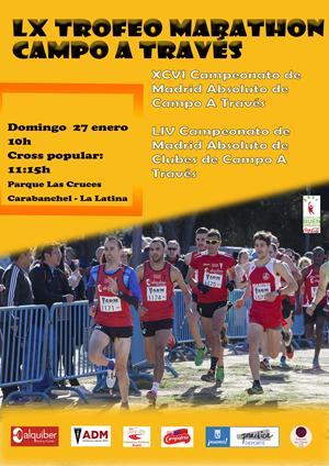 60º Trofeo Marathon de Campo a Través