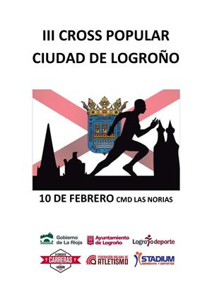 III Cross Popular Ciudad de Logroño