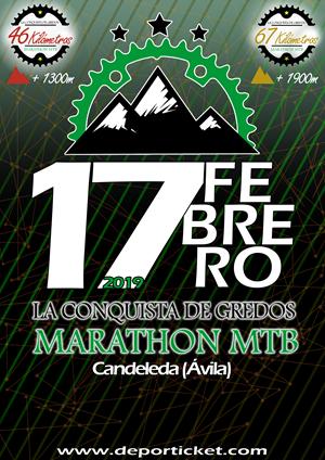 La conquista de Gredos. Marathon MTB
