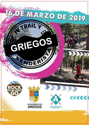 IV Trail y Marcha Senderista de Griegos