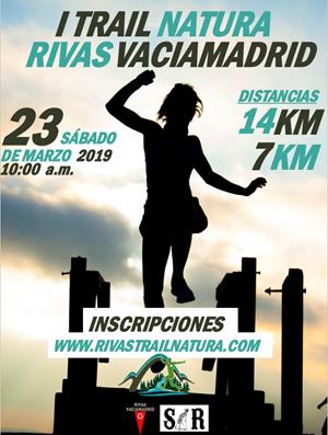 I Trail Natura Rivas Vaciamadrid