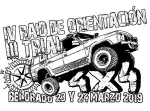"""IV Raid Orientación 4x4 """"Villa de Belorado"""""""