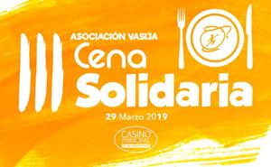III Cena Solidaria de la Asociación Vasija