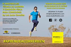 4ª Masterclass de Técnica de Carrera y Condición Física para Corredores by Luis Javier González