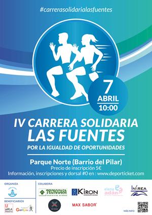 IV Carrera Solidaria Las Fuentes