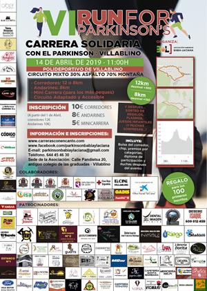 Run For Parkinson Villablino - VI Carrera popular