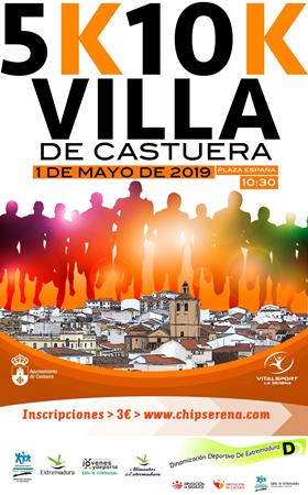 """5K-10K """"Villa de Castuera"""""""