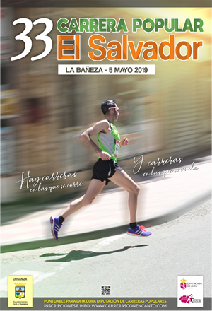 "XXXIII Carrera Popular ""El Salvador"""