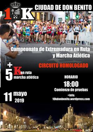 II 10K Ciudad de Don Benito